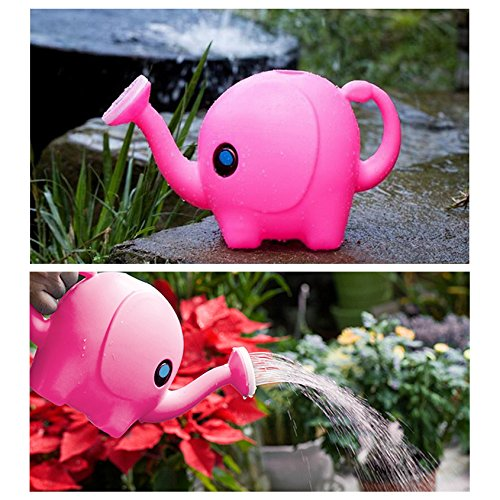 Anydo Cute Baby Elephant Kid Watering Can Two Liter