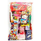 Assorted Japanese Junk Food Snack Dagashi Economical 34 Packs of 27 Types