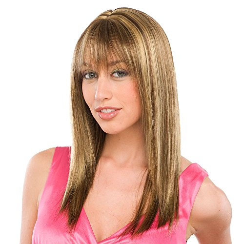 [Sepia Costume Jewel Synthetic Wig F8.24B] (Costumes F)