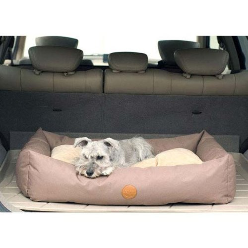 K&H Pet Products Travel/SUV Bed Tan by K&H Pet Products