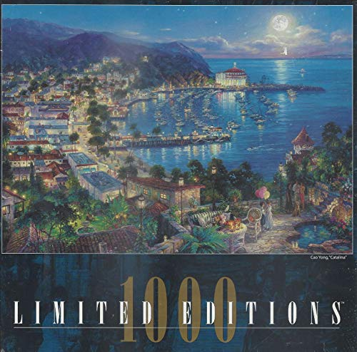 Catalina Bay 1000 Piece Limited Edition Puzzle