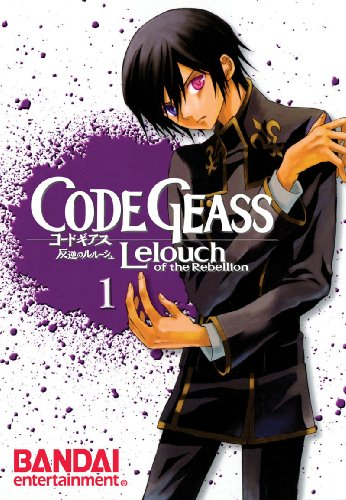 Price comparison product image Code Geass: Lelouch of the Rebellion, Vol. 1