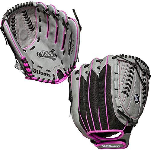 Wilson Sporting Goods 2019 Flash Fastpitch Glove Series from Wilson