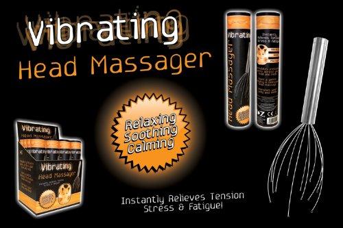 2 opinioni per Massaggiatore Da Testa Con Vibrazione