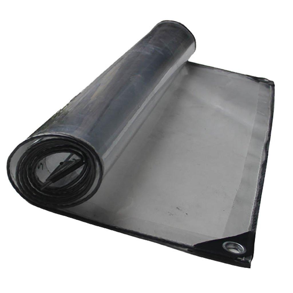 ターポリン 防水PVC防水布防水布多機能シェード布 (Size : 2*2m) B07SWZTF73  2*2m