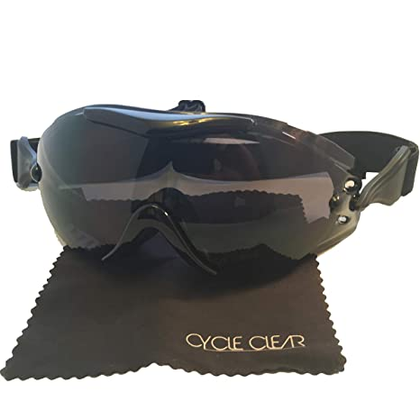 81f05e0c653 Image Unavailable. Image not available for. Color  Cycle Clear ZL1 Over  Glasses Goggles ...