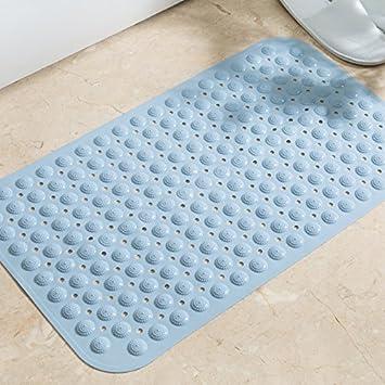 Baño antideslizante alfombra tapiz de ventosas con pie ...