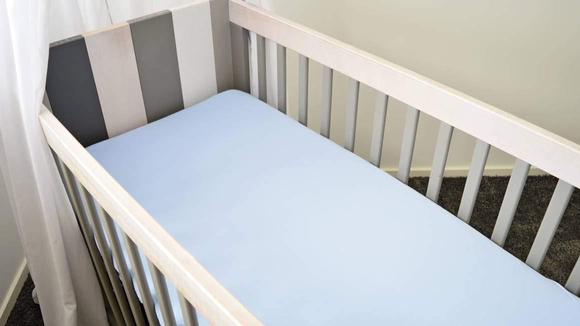 Wiege Kinderspannbettlaken Flanell Snoozing 40x80 cm Pink