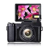 Digital Camera 24.0 MP Vlogging Camera Full HD 1080P 3.0 Inch Camera