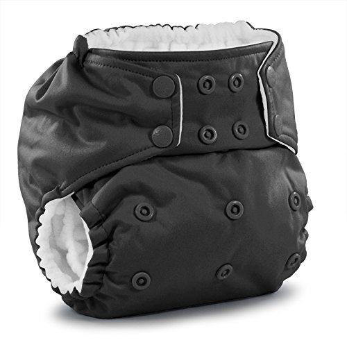 (Rumparooz One Size Cloth Pocket Diaper Snap, Castle)