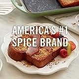 McCormick Gourmet Organic Spice Rack Refill, 8