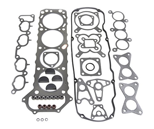 ITM Engine Components 09-10579 Cylinder Head Gasket Set for 1989-1997 Nissan/Datsun 2.4L KA24E, 240SX/Pickup (Nissan Cylinder Gaskets)