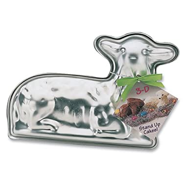 Nordic Ware Spring Lamb 3-D Cake Mold
