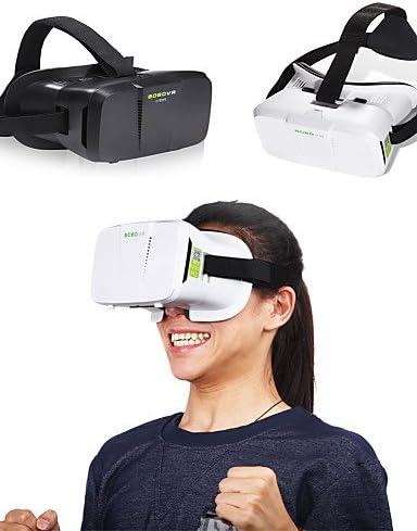 LEBULI bobo vr 3d gafas cuadro vr Xiaozhai montaje ii cabeza realidad virtual vr vr vr gafas 3d de 4