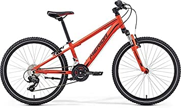 Merida Matts J24 24 pulgadas Mountain Bike rojo (2016): Amazon.es ...