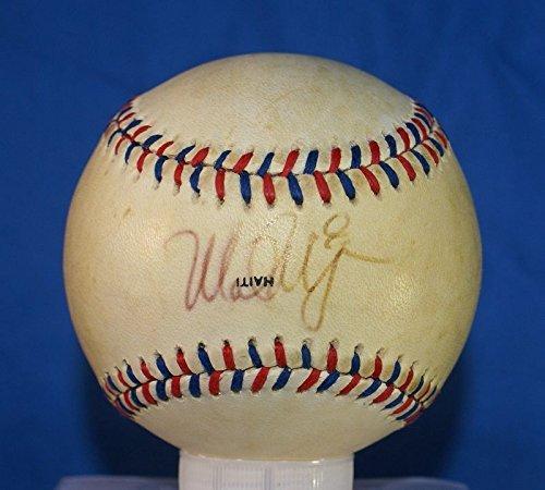 1984 Baseball Olympics (MARK MCGWIRE JSA AUTHENTIC AUTOGRAPH 1984 OLYMPICS BASEBALL SIGNED)