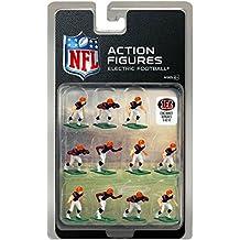 Cincinnati BengalsHome Jersey NFL Action Figure Set