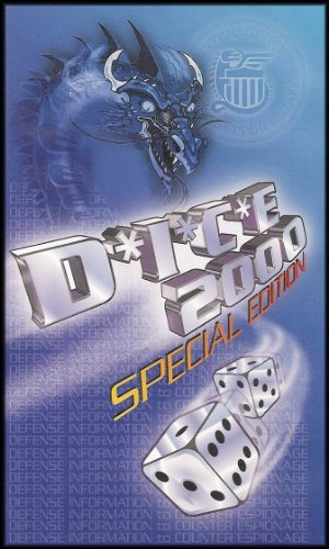 DICE 2000 Special Edition Security Briefings (The Defensive Information to Counter Espionage) (2000 Dice)