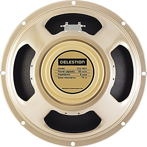 Celestion G12 Neo Creamback - Guitar Speaker, 8ohm by CELESTION