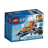 LEGO City Arctic Ice Glider 60190 Building Kit (50 Piece), Multicolor