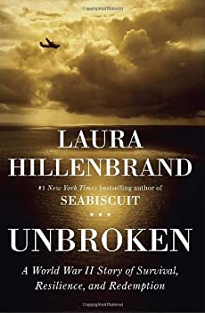 Unbroken: A World War II Story of Survival, Resilience, and Redemption 0375435018 Book Cover