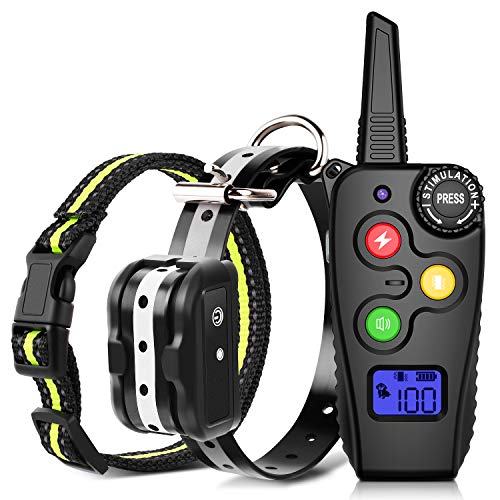 Ankace Shock Collar for Dogs with Remote
