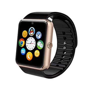 AsDlg Smart Watch Smartwatch Bluetooth con Pantalla táctil ...