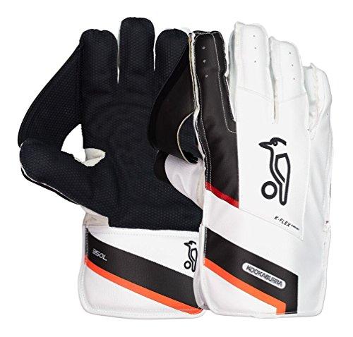 Kookaburra 2018 350l Wicket Keeping Gloves - White