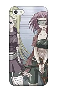 New Style Ortiz Bland Naruto Anime Premium Tpu Cover Case For Iphone 5/5s