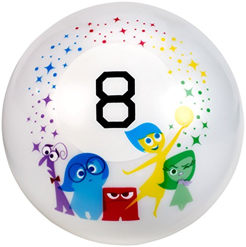 (Mattel Games Magic 8 Ball Inside Out)