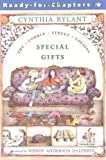 Special Gifts: Ready-for-Chapters by Cynthia Rylant (Sep 1 2000)