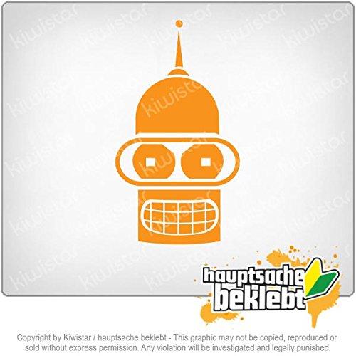 KIWISTAR Bender - robot head - Robothead 7,1
