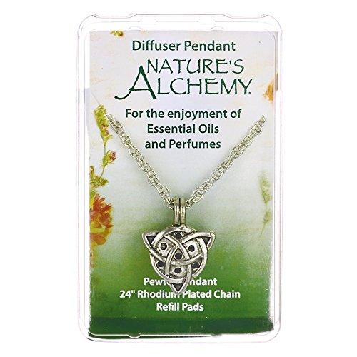 (Nature's Alchemy Celtic Diffuser Pendant, 1 Pendant)
