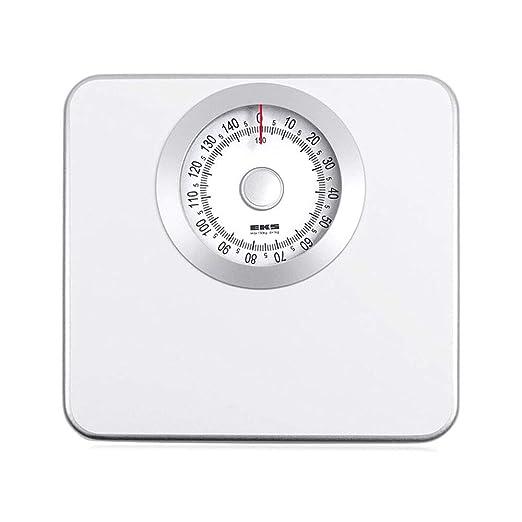 LYAH Báscula de Peso analógica-báscula mecánica para la Salud ...