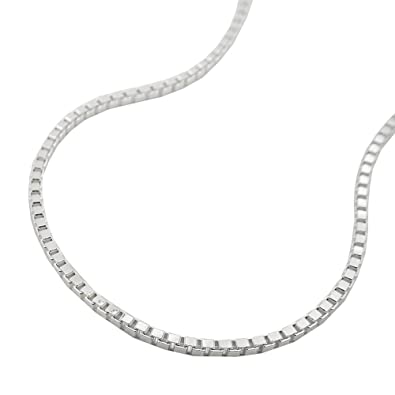 Schmuck damen  Schmuck Damen und Herren Kette Collier Venezianerkette Silber 925 ...