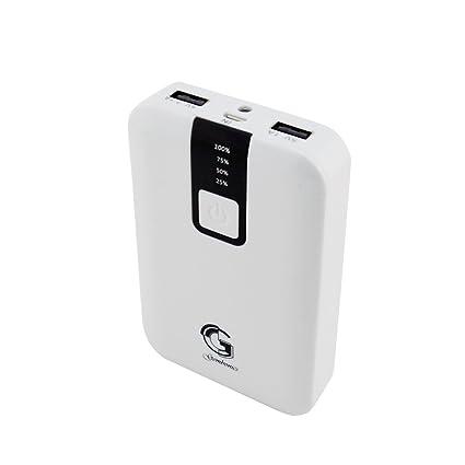 Amazon.com: gembonics® Portátil de alta capacidad 12000 mAh ...