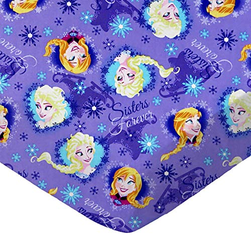 Frozen Sisters Playard Fitted Sheet ()