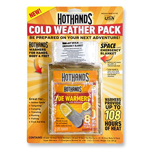 HotHands Cold Weather Pack, 7 ea