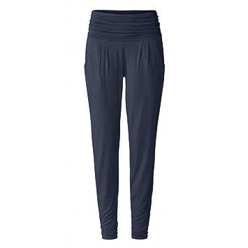 CURARE Mujer suelta Yoga Pantalones Pantalones de tela de ...