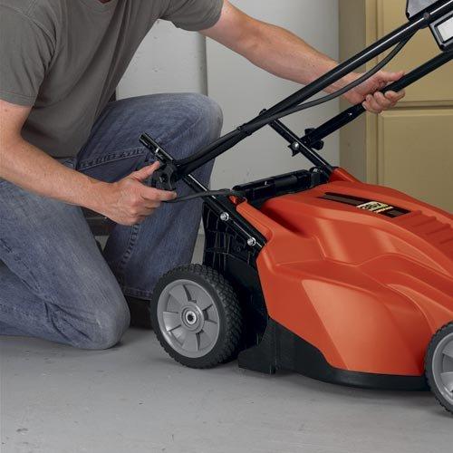 Black & Decker CM1836 18-Inch 36-Volt Cordless Electric Lawn Mower