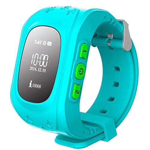PRIXTON Watchii G100 - Smartwatch Reloj localizador para niños con GPS Verde