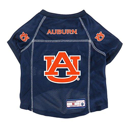 NCAA Auburn Tigers Pet Jersey, Small