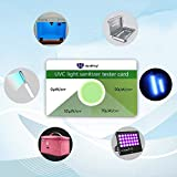 All UV-Test Functions UVA/UVB/UVC Test Card, Light