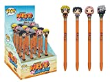 Naruto POP! Homewares Pens with Toppers Display Classic (16) Funko Cancelleria