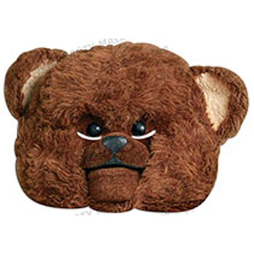 [Bungle Rainbow Character Face Card Mask, Mask-arade, Impersonation/Fancy Dress] (Bungle Costume)