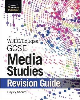 WJEC/Eduqas GCSE Media Studies Revision Guide: Amazon co uk