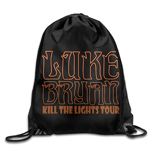luke-kill-the-lights-tour-sackpack-training-gymsack-drawstring-bag-drawstring-backpack-sport-bag-tra