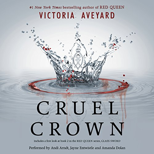 Cruel Crown: The Red Queen Series