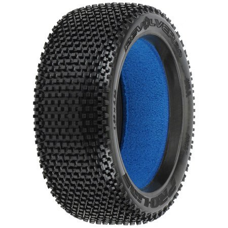 - Pro-Line 903701 Revolver 2.0 M2 Off-Rd Buggy Tire Fr/Re (2)