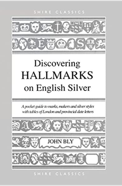 Hallmarks identifying silver SILVER MARKS